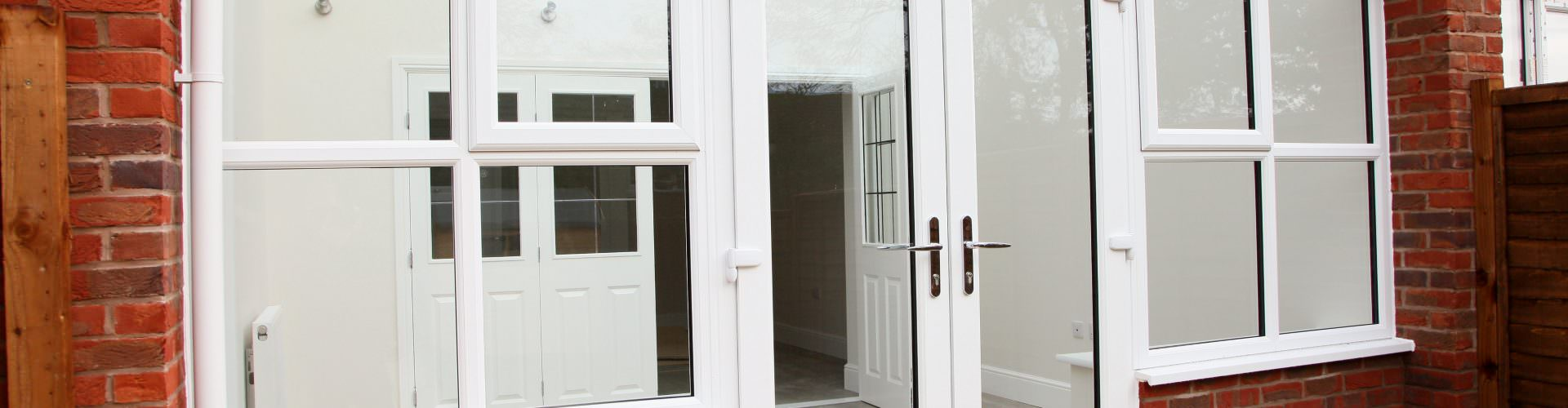 French doors luton upvc doors bedfordshire double glazing connect home and garden with our beautiful upvc french doors rubansaba