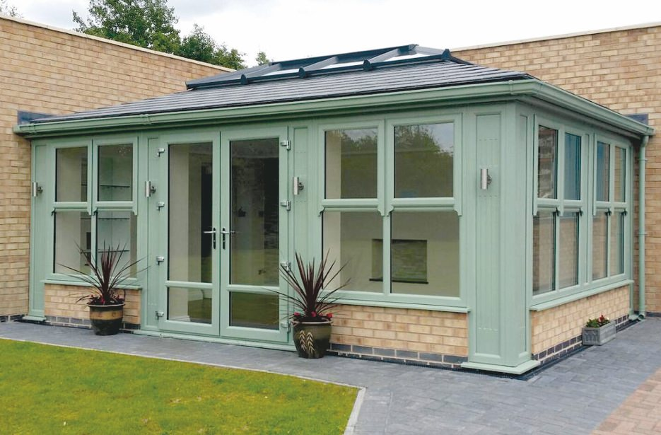 Tiled Conservatory Roofs Luton Conservatory Roof Prices