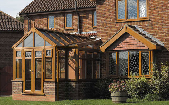 T-Shaped-Conservatories